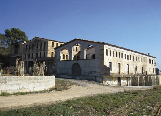 Moulin de Parellada