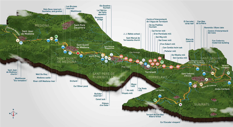 mapa molins torrelavit_eng