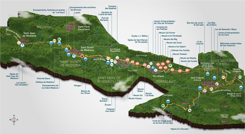 mapa molins torrelavit_fra